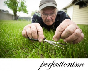 Bolile perfectionismului