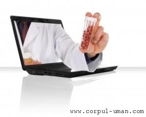 Vanzare medicamente prin Internet
