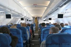 Zborul cu avionul si sanatatea