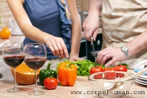Alcoolul in dieta de slabit