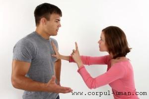 Comportament nervos - furie