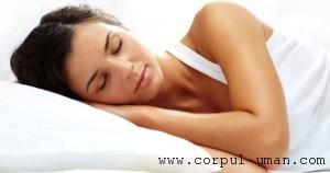 Somnul in dieta de slabit
