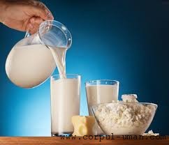 Alergie alimentara lapte