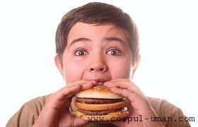 Copil obez - factori de risc