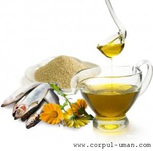 Detoxifiere cu ulei de peste