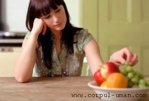 Alimente pentru depresie