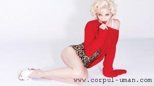 Diete de vedete - Madonna
