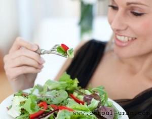 Mestecatul alimentelor in dieta de slabit